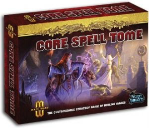 Mage Wars : Core Spell Tome